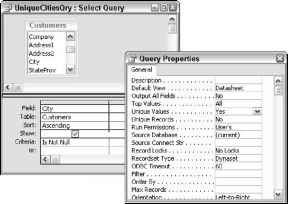 Giving users a quick f ind - Access VBA Programming
