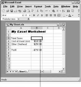 Interacting with Microsoft Excel - Access VBA Programming