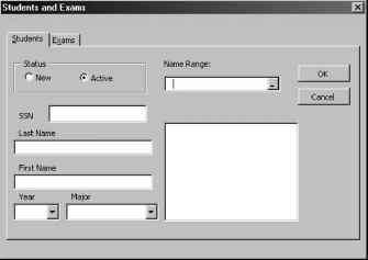Using Multi Page and Tab Strip Controls - Excel 2002 VBA XML ASP