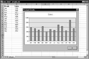 Method use the owc chart space control excel 2003 vba figure 15 13 this userform contains a chartspace control ccuart Images