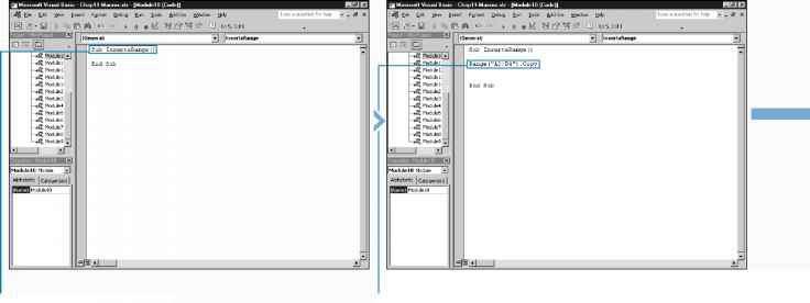 Insert A Range - Excel VBA Programming - Engram 9 VBA Scripts