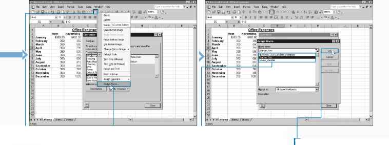 Getting Started With Excel Macros - Excel VBA Programming