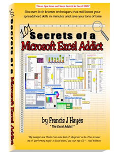 Hidden Secrets In Microsoft Excel