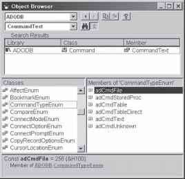Introduction to ADO Recordsets - Office 2003 VBA